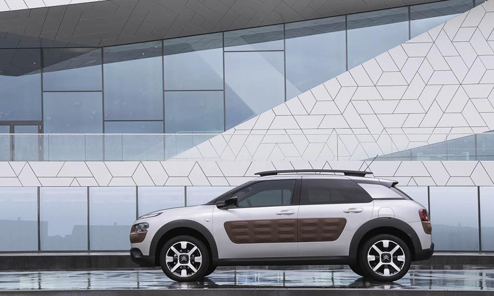 Amsterdam Production Services - Citroën C4